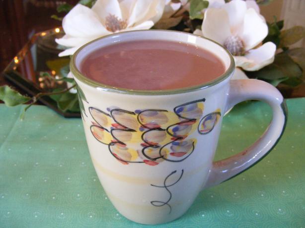 Chocolatey Hot Cocoa