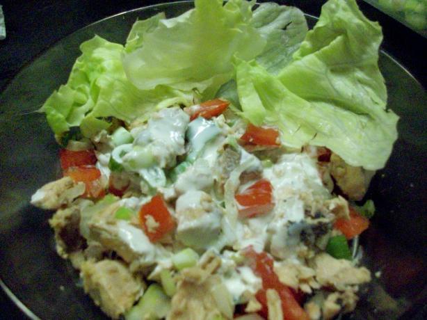 Texas-Style Lomi Lomi Salmon Salad