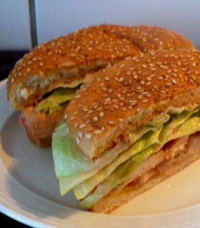 Thai Chicken Sandwich