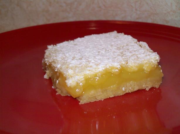 Lemoniest Lemon Squares