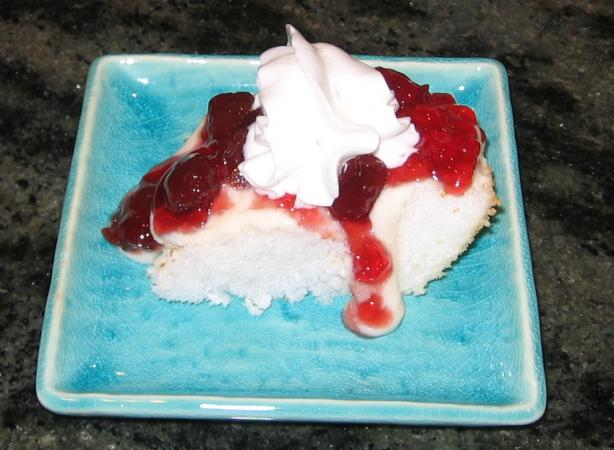 Angel Food Cake Dessert