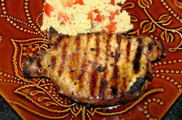 Red-Cooked Pork Chops
