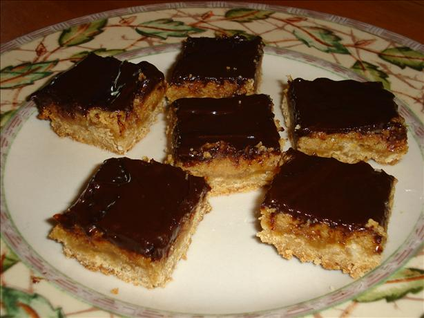 Toffee Slices
