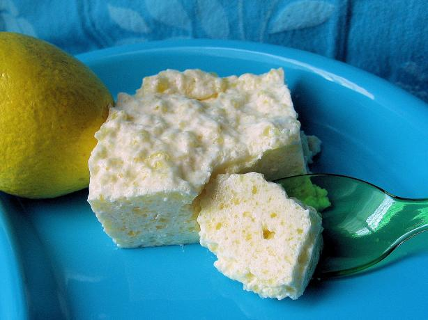 Fluffy Lemonade Gelatin