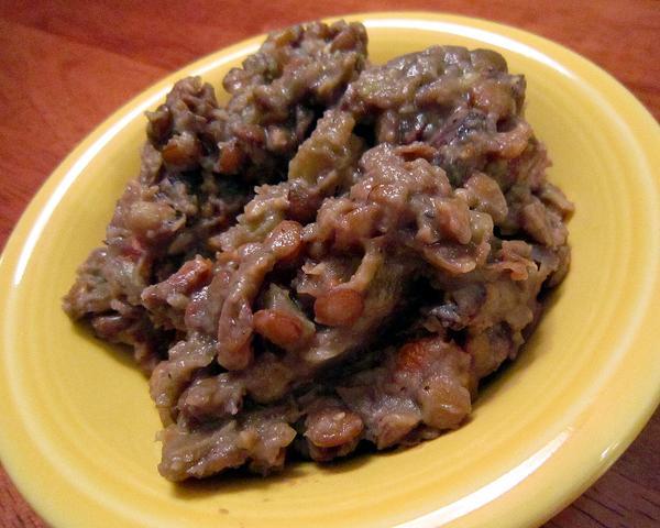 Emeril's Bacon Lentils