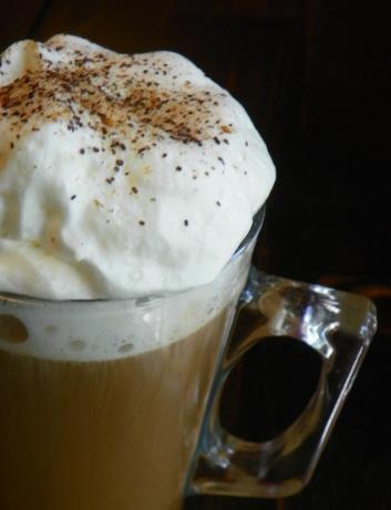 Coconut Cream Mocha Espresso