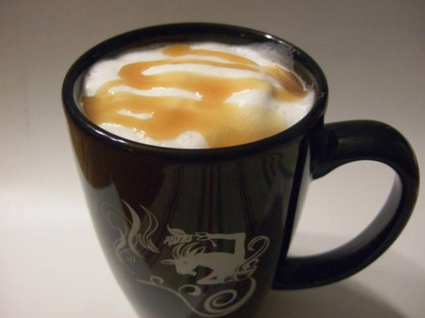 Creme Caramel Latte