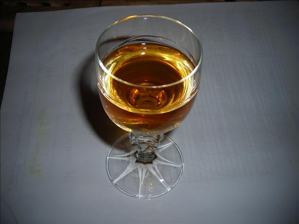 Apple Cinnamon Liqueur