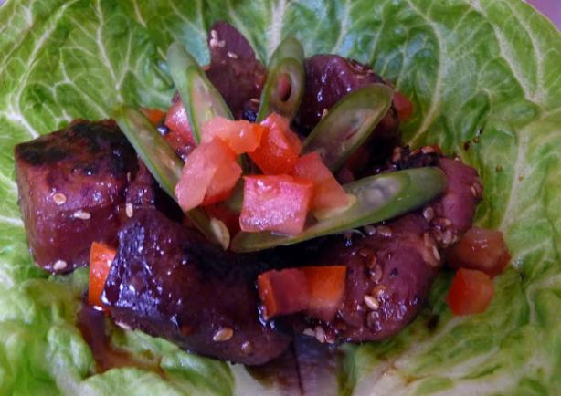 Korean Barbeque Beef (Bea Wright)