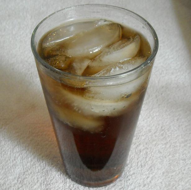 Vallie's Rum & Pepsi