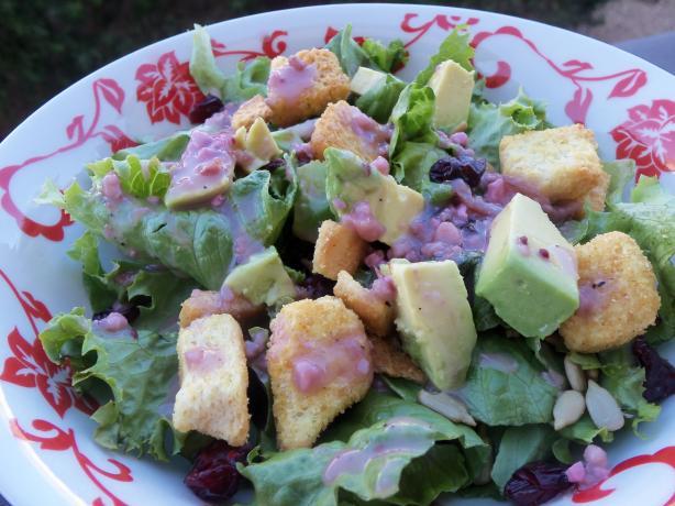 Wonderful Berry Dinner Salad