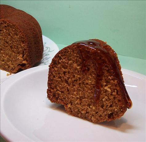 Cajun Syrup Cake (GÂteau De Sirop)