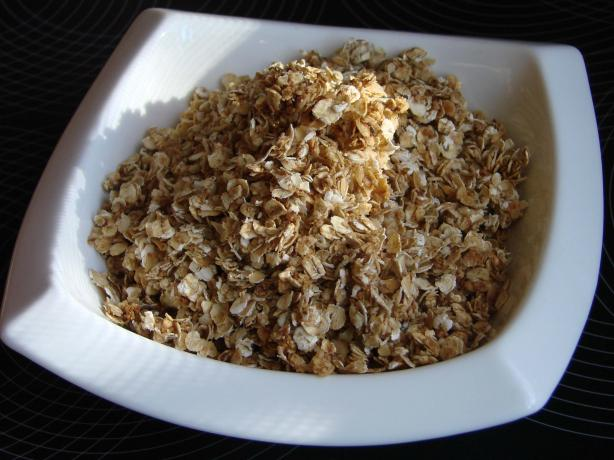 Maple Cinnamon Toasted Oats