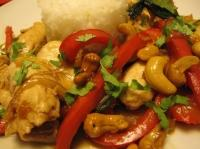 Panda Express - Thai Cashew Chicken
