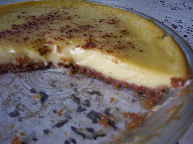 Zucchini Custard Pie