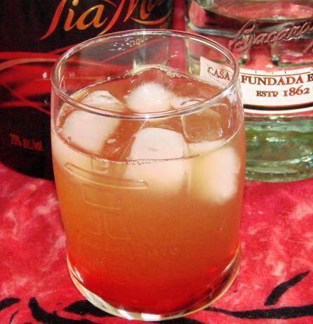 "Jamaica ""ska"" - Rum Drink"