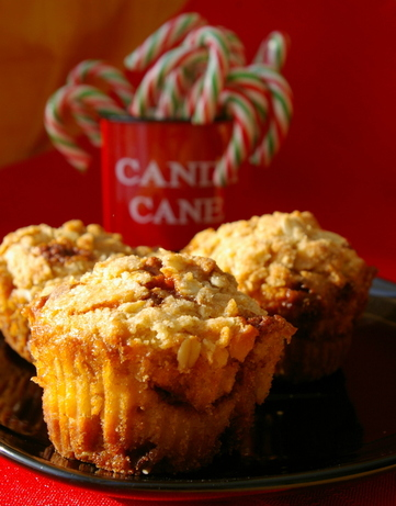 Simply Sinful Cinnamon Muffins.