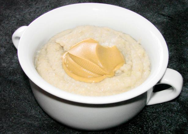 Peanut Butter & Banana Oat Bran