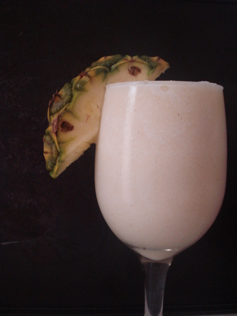 Frozen Pineapple Smoothie