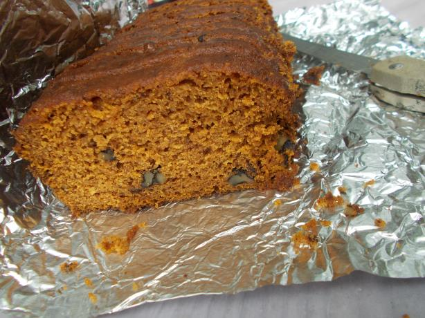 Chelle's Pumpkin Bread