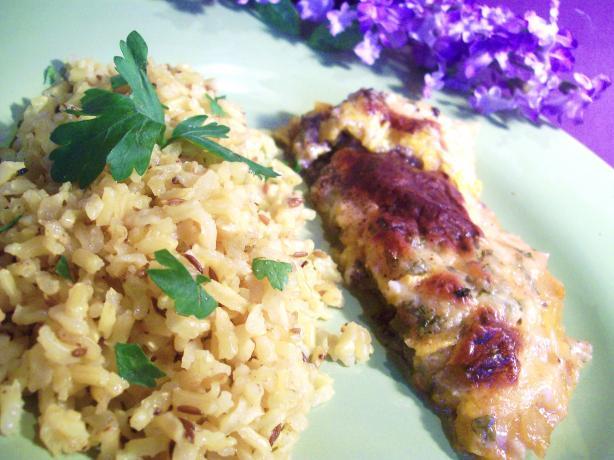 Cumin and Saffron Rice
