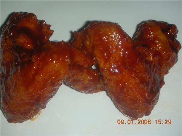 Honey BBQ Wings