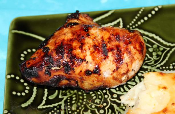 Mustard Balsamic Chicken Marinade