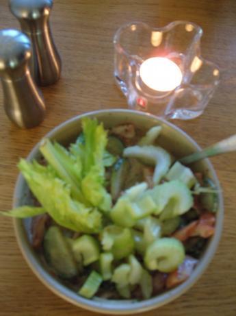 Cucumber Yogurt Za'atar Salad (How I Like It )