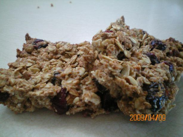 The Best Friends Granola Bars