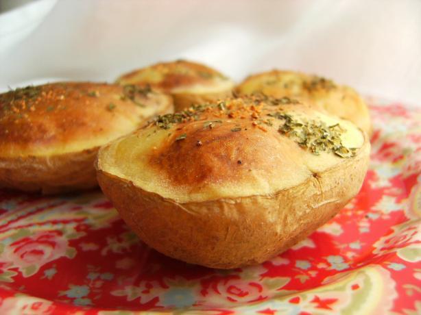 Seasoned Baked Potatoes