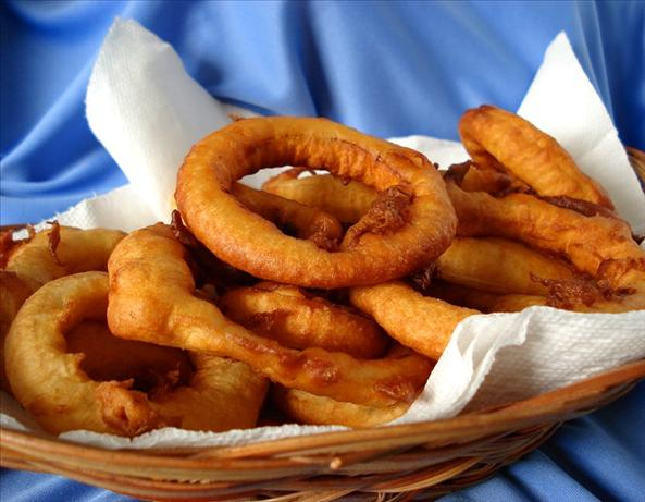 Batter Fried Onion Rings