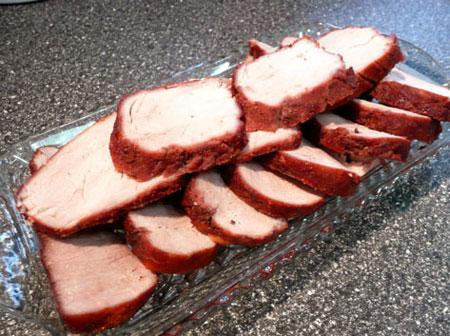 Chinese Barbecued Pork ( Cha Sieu)