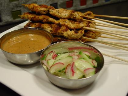 Thai Satay - Marinade