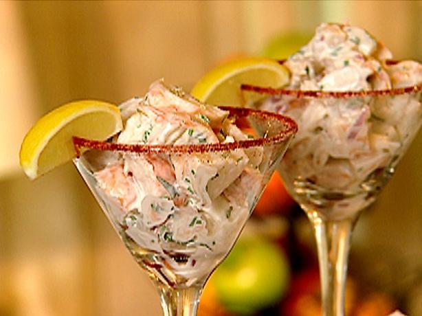 Lobster Salad Cocktail