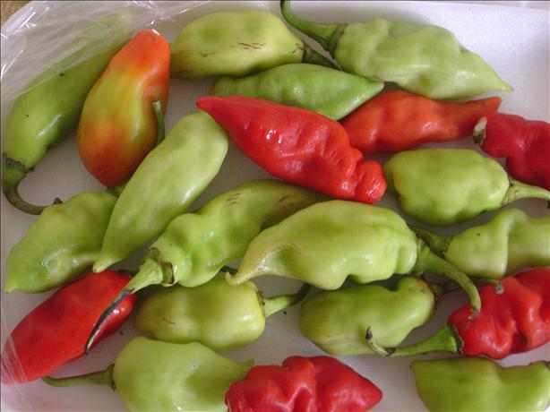 Trinidad Pepper Quiche
