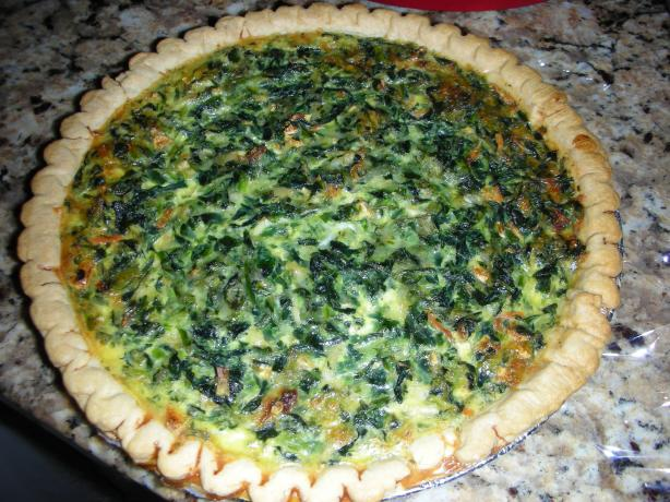 Spring Vegetable Pie