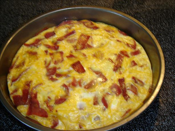 Breakfast Pizza II