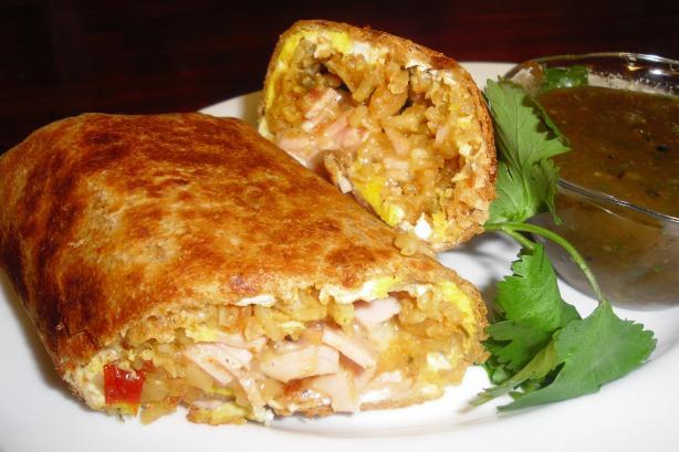 Breakfast Burrito/Sandwich maker