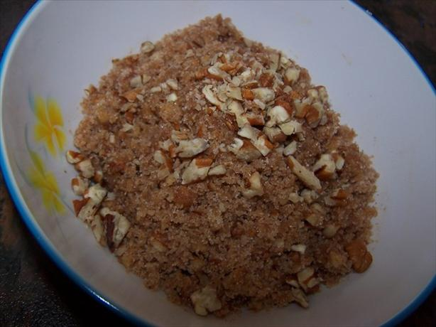 Gluten Free Streusel Topping