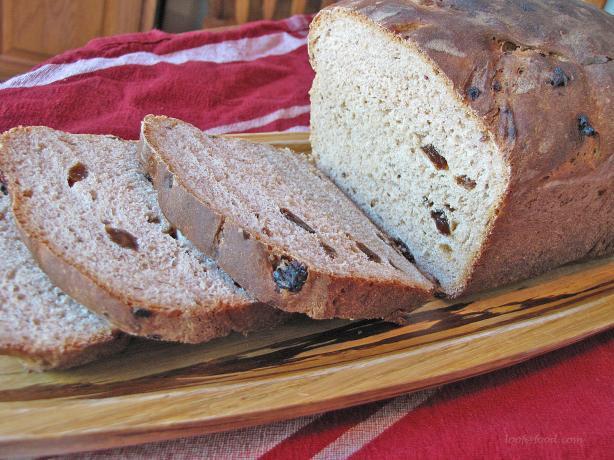 Cinnamon Raisin Bread (Abm)
