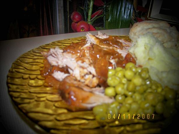 Seasoned Thyme Pork Roast