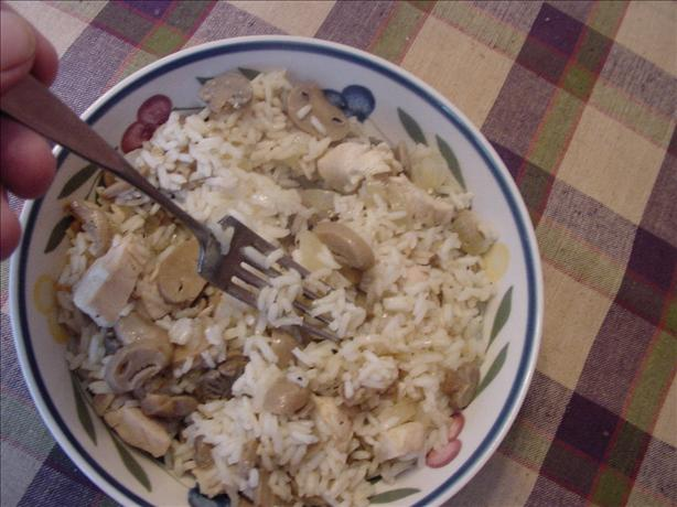 Solo Teriyaki Chicken Pilaf