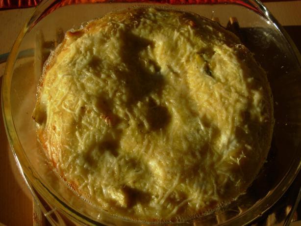Baked Artichoke Frittata