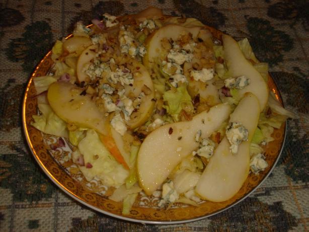 Insalata Di Gorgonzola (Gorgonzola Salad)