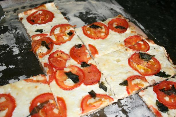 Margherita Pizza (Gluten Free)