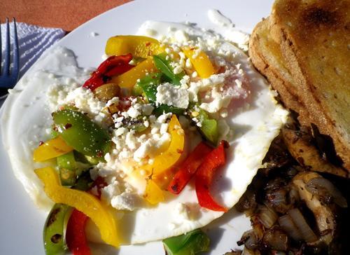 Wonderful Greek Eggs