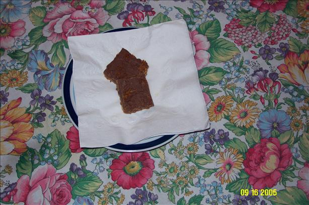 Really Easy and Good Cornflake Mars Bars Squares (No Bake)