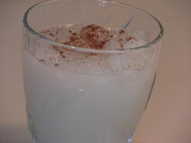 Rice Cooler Drink Mexican Style - Horchata