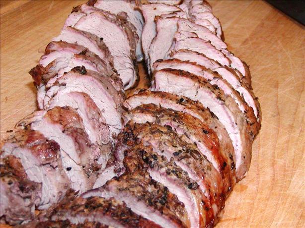 Roast Pork With Caraway (Schab Wieprzowy Po Polsku)