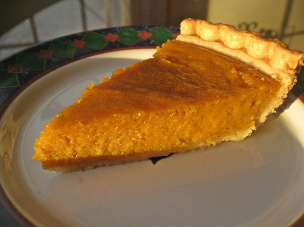 Sweet Potato Pie My Eye